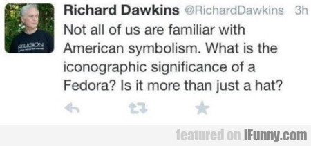 Not all of us are familiar with American symbolism