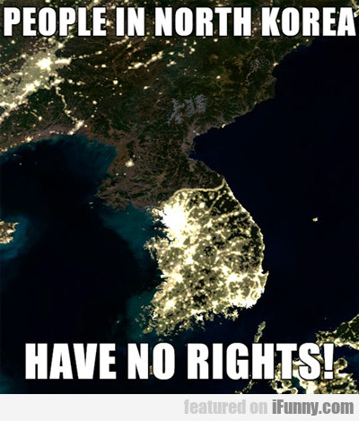 People In North Korea...