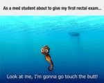 As A Med Student About To Give My First...