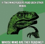 If Two Mind Readers...