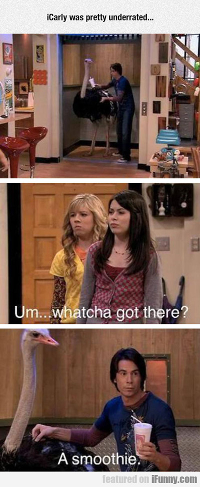 Icarly Was Pretty Underrated...