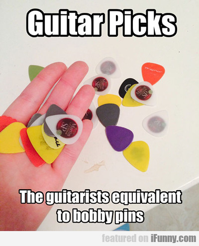Guitar Picks...