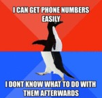 I Can Get Phone Numbers Easily...