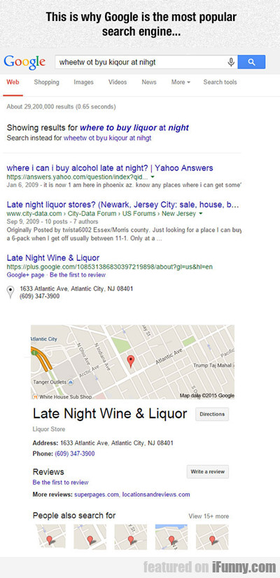 This Is Why Google Is The Most Popular Search...