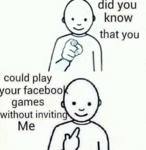 Did You Know That You Could Play Your Facebook