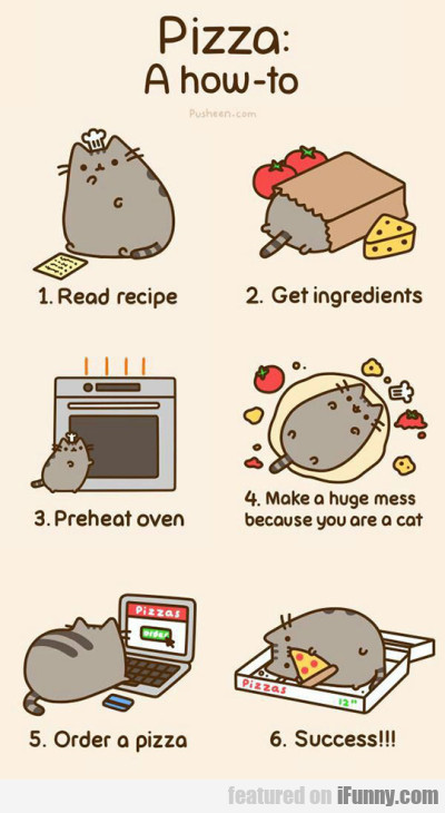 Pizza: A How-to