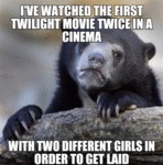 I've Watched The First Twilight Movie Twice...