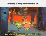 The Ending Of Every Marvel Movie So Far...