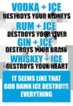 Ice Destroys Everything