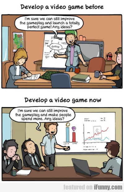 Develop A Video Game