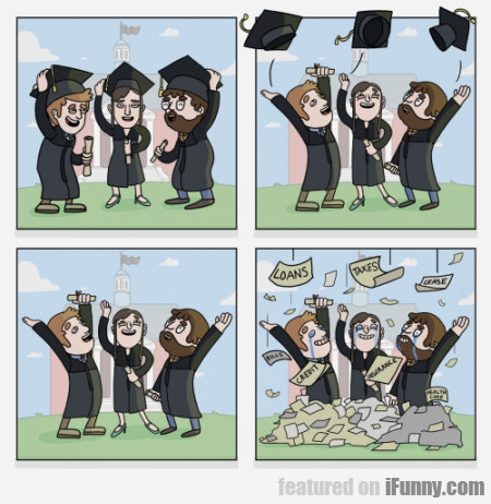 Graduation - Loans, Taxes, Lease...