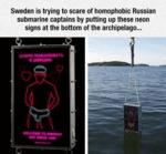 Sweden Is Trying To Scare Off Homophobic...