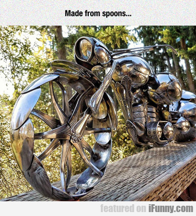 Made From Spoons...