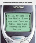 I See You Have Found My Nokia...