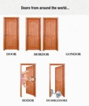Doors From Around The World...