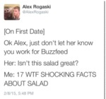 On First Date...