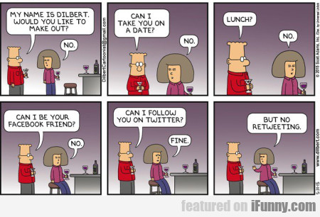 My Name Is Dilbert...