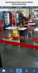 Saw This Lady At Costco...
