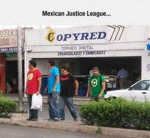 Mexican Justice League...