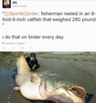 Fishermen Reeled In A...
