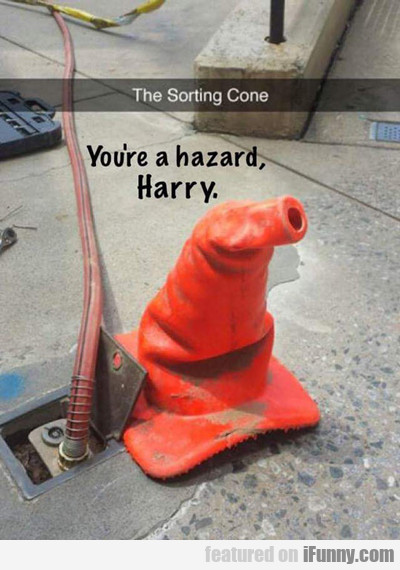 The Sorting Cone...