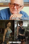 Back In My Day, Girls Didn't Have Curves...