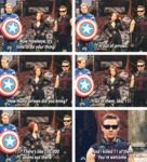 Now Hawkeye, It's Time To Do Your Thing...