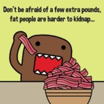 Don't Be Afraid Of A Few Extra Pounds...