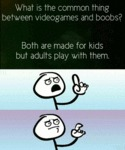 What Is The Common Thing Between Video Games...