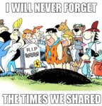 I Will Never Forget The Times We Shared
