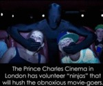 The Prince Charles Cinema...