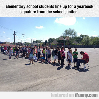Elementary School Students...