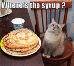 Where's The Syrup?