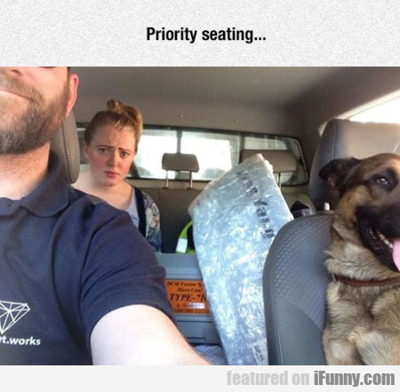 Priority seating