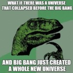 What If There Was A Universe...