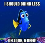 I Should Drink Less...