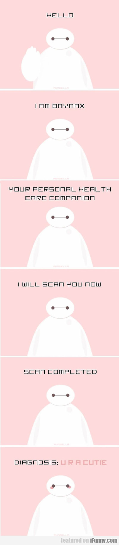 Hello. I Am Baymax. Your Personal Health Care...