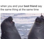 When You And Your Best Friend...