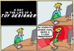 A Day In The Life Of A Toy Designer...