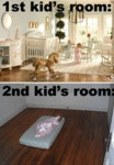 1st Kid's Room...
