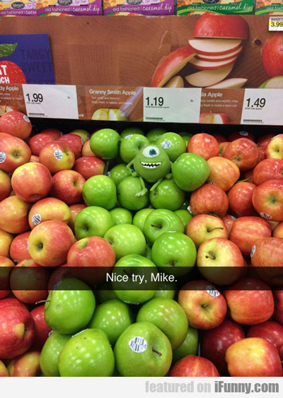 Nice Try, Mike...