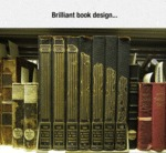 Brilliant Book Design...