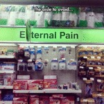 The Aisle To Avoid...