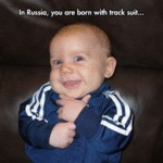 Baby In Russia You Are Born