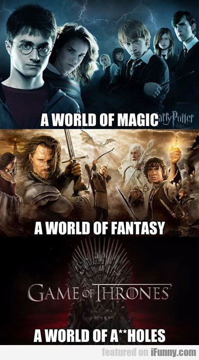 A World Of Magic..