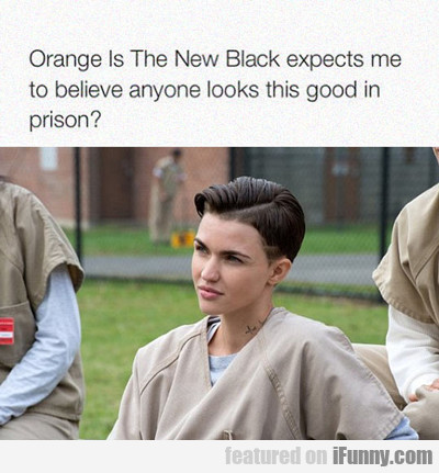 Orange Is The New Black Expects...