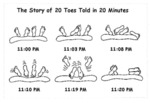 The Story Of 20 Toes...