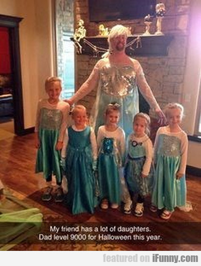 My Firend Has A Lot Of Daughters