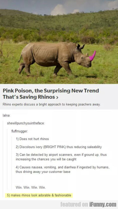 Pink Pison The Surprising
