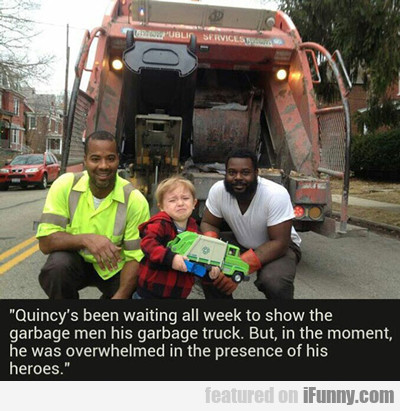 Quincy's Been Waiting...